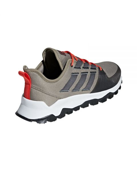 lobo Del Norte debate  Adidas Kanadia Trail army green - Comfortable and with traction