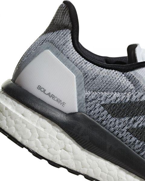 Adidas Solar Drive white black - Boost