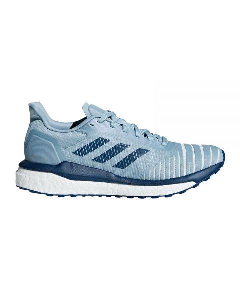 Adidas Solar Drive grey blue women