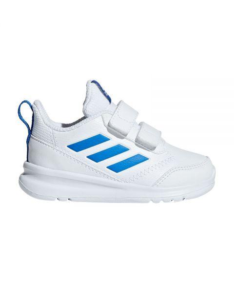 Adidas Altarun white blue boy - Maximum