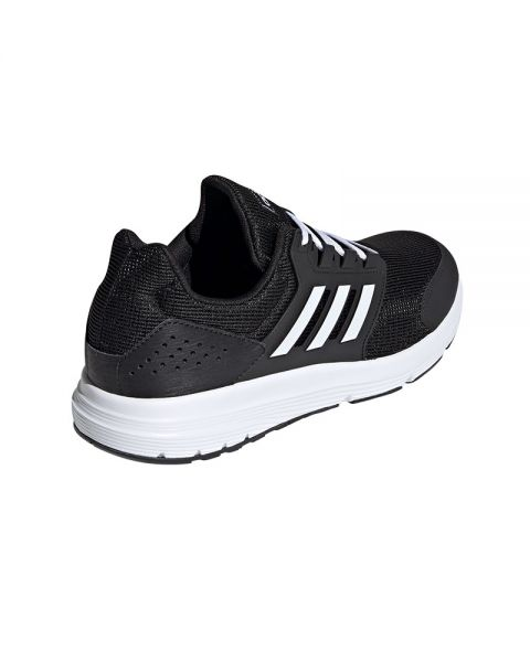 Intolerable carrera a nombre de  Adidas Galaxy 4 black white - Speed and explosivity in the race