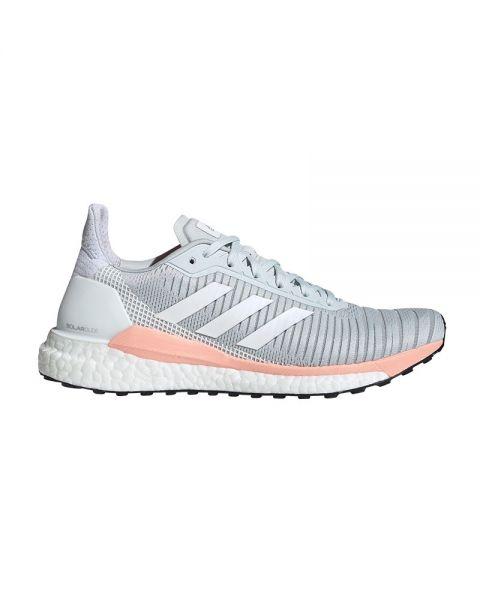 plan de ventas Estacionario salami  Adidas Solar Glide 19 grey pink women - Soft and comfortable