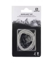 SALOMON QUICKLACE KIT GRIS