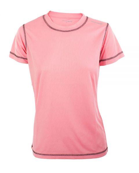 Basica Runaway Rosa Camiseta Said Mujer xrCBQdoeW