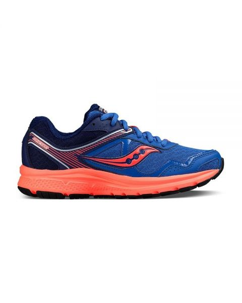 SAUCONY COHESION 10 MUJER AZUL CORAL S153334