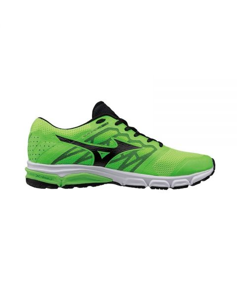 9f03df7a560c Mizuno Synchro MD 2 Green Black | Exclusive online offer