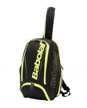 MOCHILA BABOLAT PURE BACKPACK NEGRO AMARILLO
