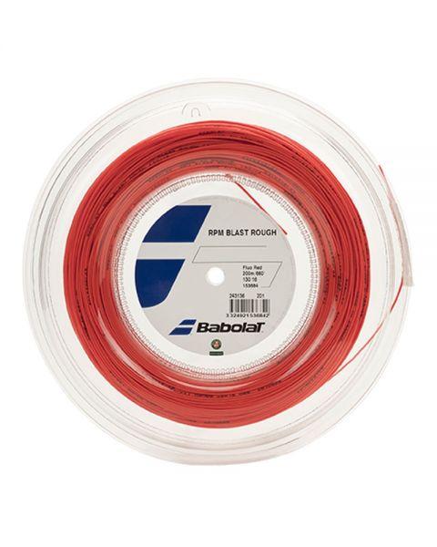 4bd8749f CORDAJE BABOLAT RPM BLAST ROUGH 1,25 200M ROJO