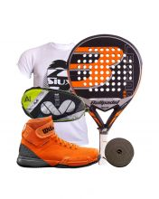 PACK BULLPADEL LEGEND 2.0 ZAP AMPLIFEEL Y PALETERO EME 098