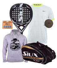 PACK SIUX PEGASUS JUNIOR AND SIUX DIABLO PADEL RACKET BAG