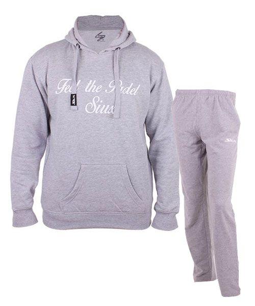 equipacion-siux-sudadera-classic-gris-y-pantalon-bandit-gris