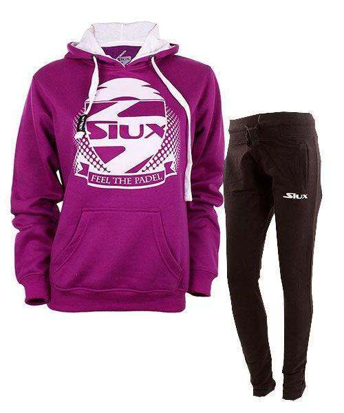 equipacion-siux-mujer-sudadera-belice-violeta-y-pantalon-bandit-negro