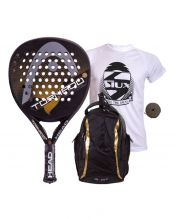 PACK HEAD GRAPHENE TORNADO CONTROL LTD AND SIUX DIABLO GOLD BACKPACK