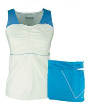 PACK VARLION FALDA MD12S08 AZUL Y CAMISETA VARLION MD13S08 BLANCO