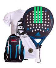 PACK ADIDAS NITROCHARGE 1.8 AND WINGPADEL BACKPACK