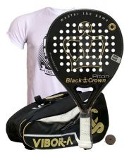 PACK BLACK CROWN PITON Y PALETERO VIBOR-A MAMBA