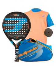 PACK BULLPADEL WING 2 PALETERO BPP18004 Y CAMISETA