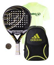 PACK BULLPADEL LEGEND LIMITED EDITION Y MOCHILA ADIDAS CLUB