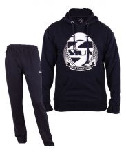 SIUX OUTFIT PREMIUM NAVY SWEATSHIRT AND BANDIT NAVY SWEATPANTS
