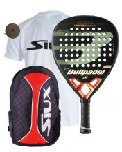 PACK BULLPADEL VERTEX 2 COMFORT E ZAINO SIUX TRAIL 2.0