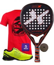PACK NOX ULTIMATE LEGEND Y ZAPATILLAS WILSON KAOS SAFETY AMARILLO