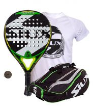 PACK SIUX FURTIVE PRO AND SIUX MASTERCOMBI PADEL RACKET BAG