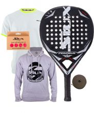 PACK SIUX PEGASUS JUNIOR, SWEATSHIRT AND SHIRT