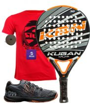 PACK KUGAN KALIMA AND WILSON PADEL SHOES