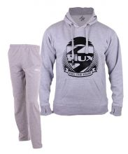 SIUX OUTFIT PREMIUM GREY SWEATSHIRT AND BANDIT GREY SWEATPANTS