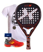 PACK NOX ULTIMATE LEGEND Y ZAPATILLAS BULLPADEL BEWER