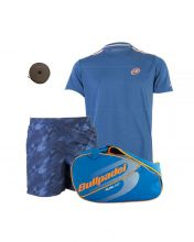 PACK PALETERO BULLPADEL CAMISETA Y PANTALON