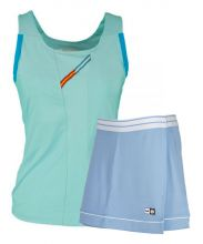 PACK VARLION ANNIVERSARY SKY BLUE SKIRT AND DYNAMIC SKY BLUE SHIRT