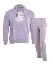 SIUX OUTFIT CLASSIC NEW GREY SWEATSHIRT AND BANDIT GREY JUNIOR SWEATPANTS