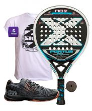 PACK NOX PORTU P.3 AND WILSON PADEL SHOES