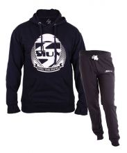 SIUX OUTFIT PREMIUM NAVY SWEATSHIRT AND FURTIVE NAVY SWEATPANTS
