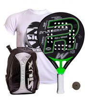 PACK ROYAL PADEL WHIP PROFESSIONAL AND SIUX BACKPACK