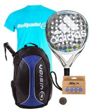 ADIDAS ADIPOWER LIGHT 2.0 AND VISION BACKPACK BLUE WOMAN