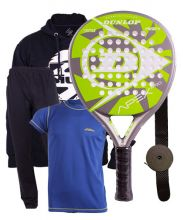 PACK DUNLOP APEX PRO AND OUTFIT