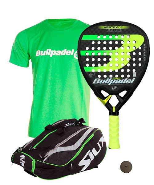 cristiano Digital Comité  BULLPADEL VERTEX 2 2019 AND MASTERCOMBI PADEL BAG � TQUALITY FOR THE BEST  PRICE