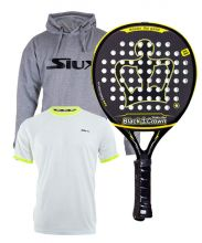 PACK BLACK CROWN REVOLUTION AND SIUX SWEATSHIRT