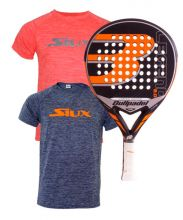 PACK BULLPADEL LEGEND 2.0 LIMITED EDITION AND SIUX SHIRTS