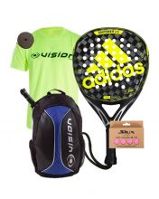 ADIDAS ADIPOWER 2.0 PACK AND VISION BLUE BACKPACK