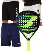 PACK BULLPADEL HACK 20 Y PANTALONES SIUX