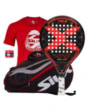 PACK NOX AT10 PRO CUP AND SIUX MASTERCOMBI PADEL RACKET BAG