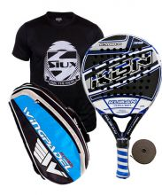 PACK KUGAN KARBUR AND WINGPADEL ATTACK PADEL RACKET BAG