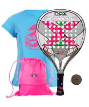 PACK NOX STINGER JR 2.1 GIRL AND SIUX TRAINING SHIRT