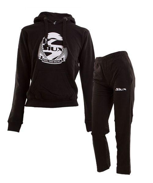 equipacion-siux-sudadera-classic-new-negro-y-pantalon-bandit-negro-junior