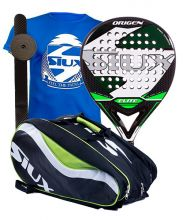 PACK SIUX ORIGEN AND SX SPARTAN PADEL RACKET BAG