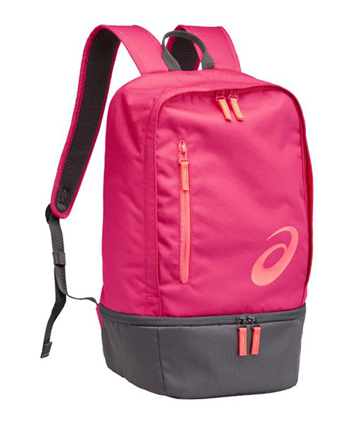 1ccbfb879f Asics Tr Core pink backpack | Asics sports backpack for women