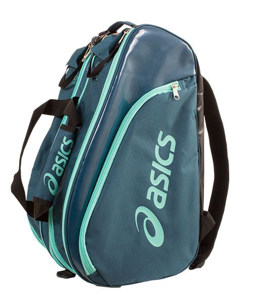 PALETERO ASICS PADEL BAG MEDIUM AZUL